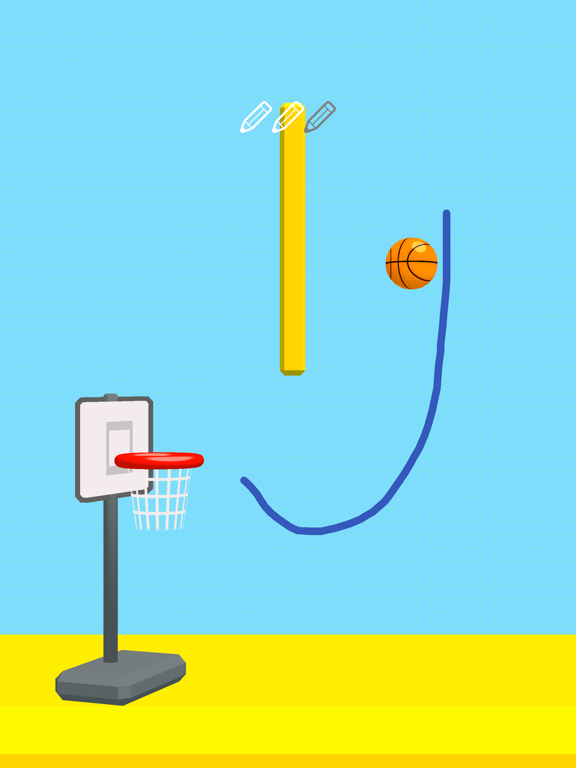 Draw Dunk! screenshot 8
