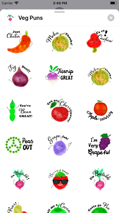 Veg Puns screenshot 2