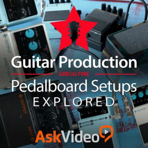 Guitar Pedalboard Setup Course