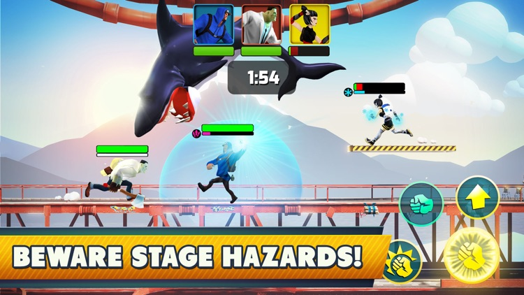 Mayhem Combat screenshot-4