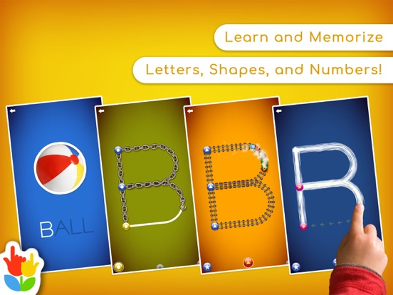 LetterSchool Free - Learn to Write the ABC Alphabet, Letters & Numbers screenshot