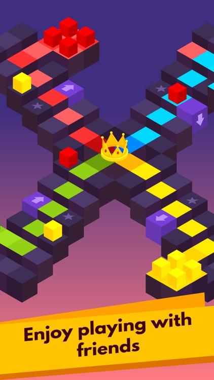 Blocky Ludo – Fun Board Games screenshot-3