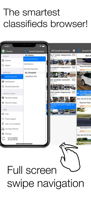 CSmart Classifieds & Feeds on the App Store