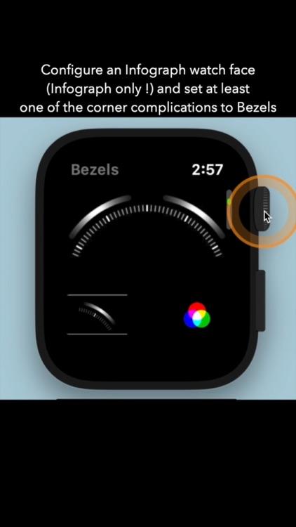 Bezels - personal watch faces screenshot-7