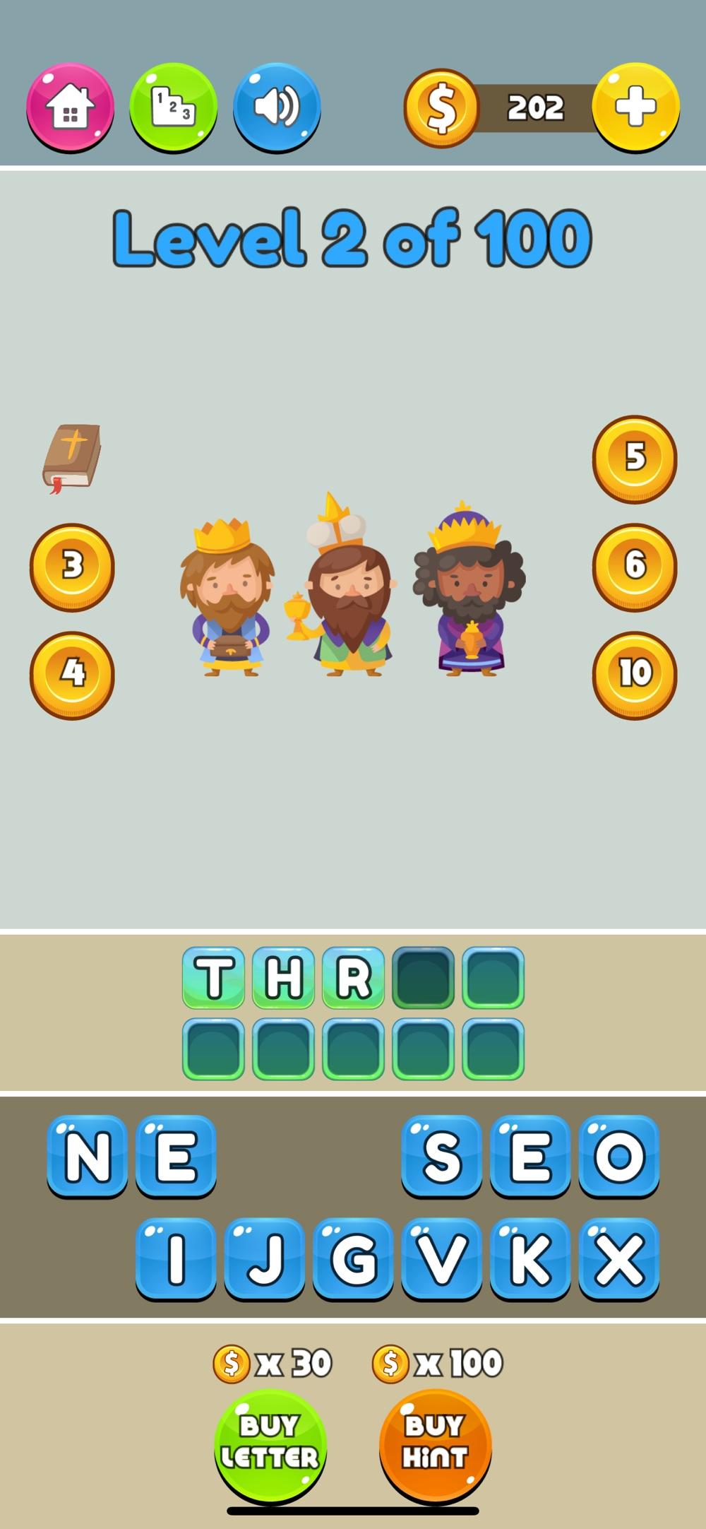 Bible Quiz – Fun Word Games
