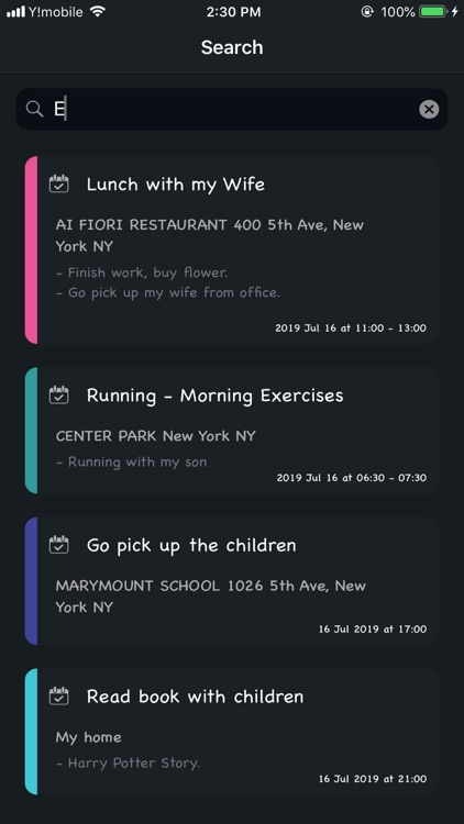 Calendar Time Planner & Remind screenshot-4