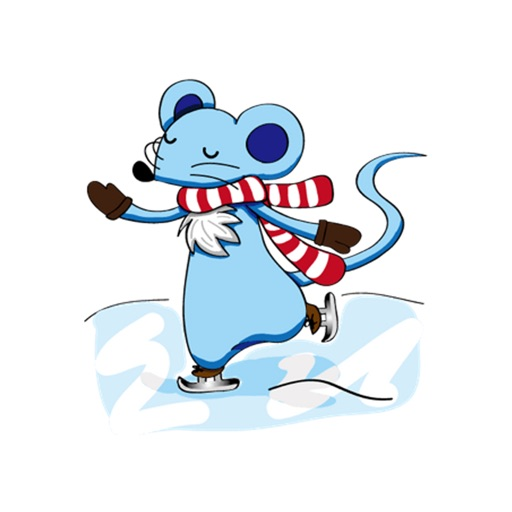 Smart Blue Rat