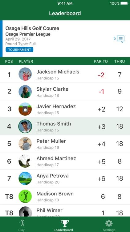 Garmin Golf screenshot-3