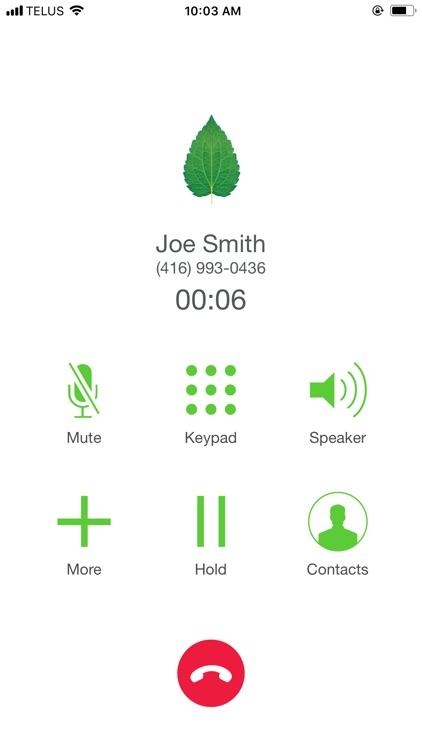 TELUS Home Phone App screenshot-4
