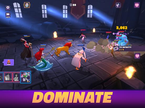 iPad Image of Disney Sorcerer's Arena