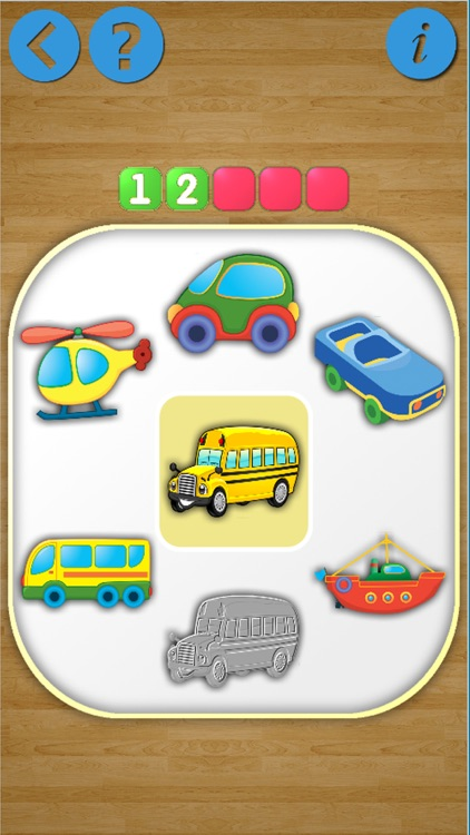 The shadow puzzle cars games screenshot-3
