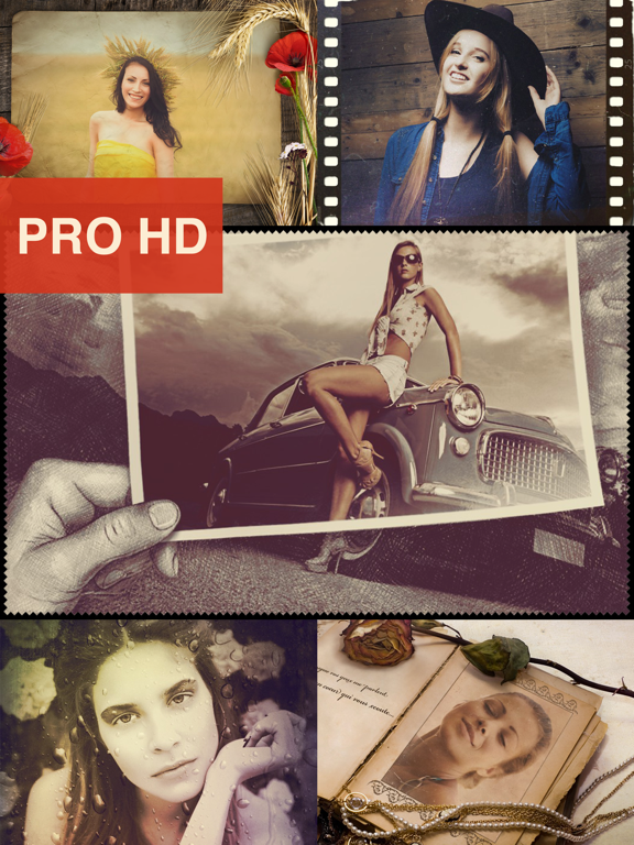 Photo Lab PRO HD: face sketch Screenshots