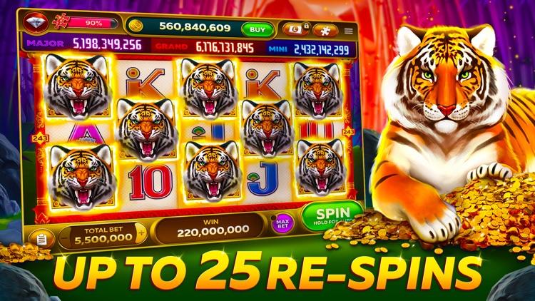 Casino Games - Infinity Slots screenshot-4