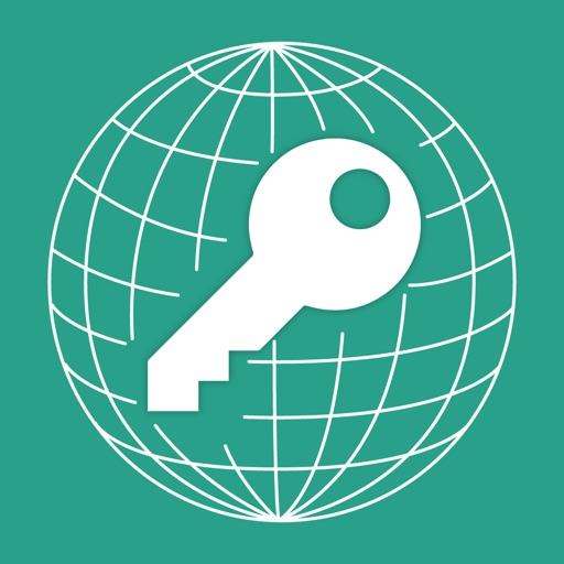 VṖN app logo