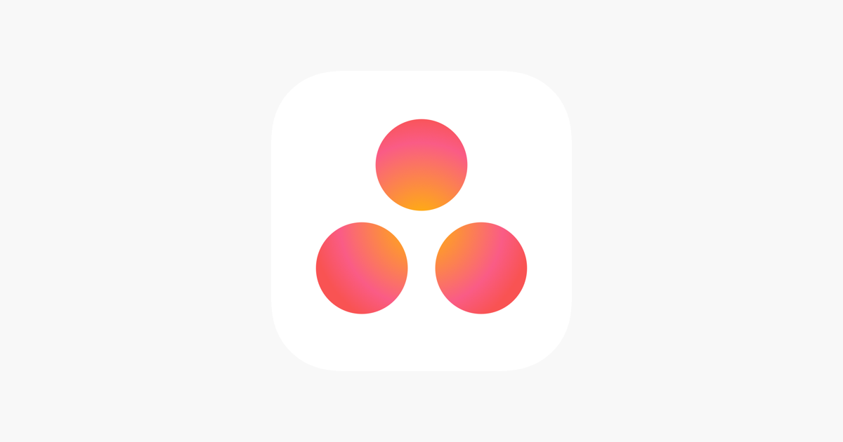 Asana: organize tasks & work on the App Store