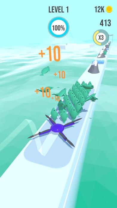 Drone Cut screenshot 4