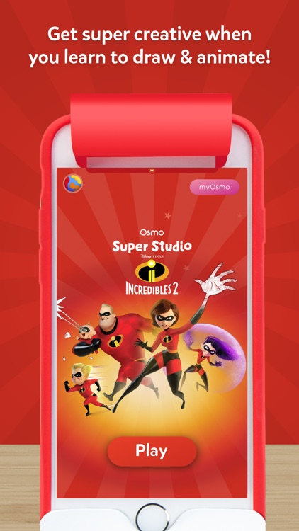 Super Studio Incredibles 2
