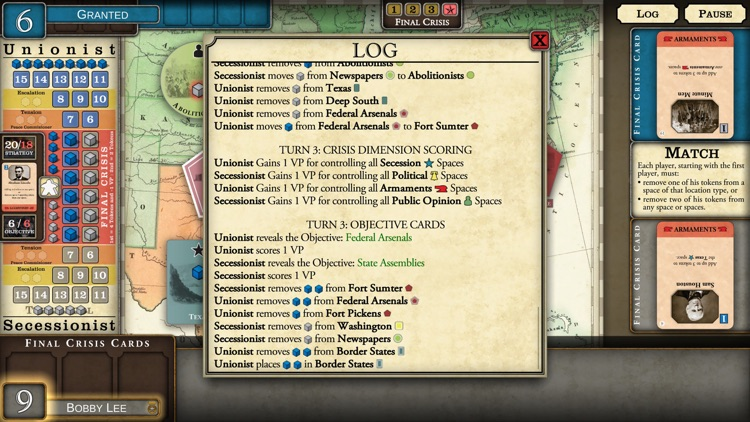 Fort Sumter: Secession Crisis screenshot-9