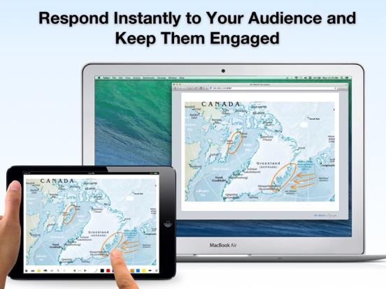 Air Sketch: Interactive Whiteboard and Wireless Presentations screenshot
