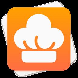 Ícone do app Cookbook Author - Templates