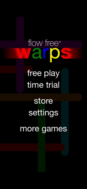 Flow Free: Warps on the App Store