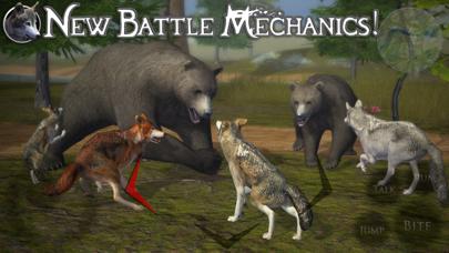 Ultimate Wolf Simulator 2 screenshot 2