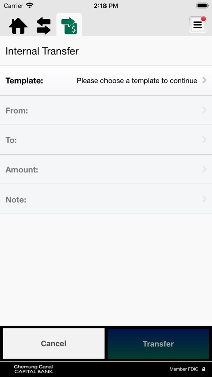 ChemungCanal/Capital MobileBiz screenshot-5