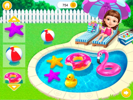 Игра Sweet Baby Girl Cleanup 5