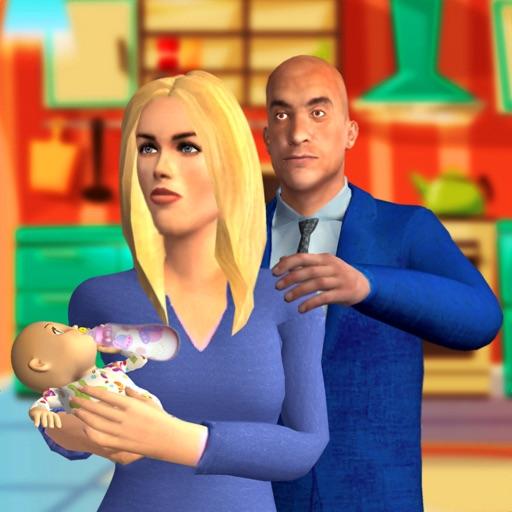 Dream Family Sim - Mommy Story iOS App