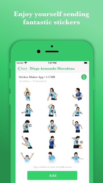 Sticker Maker App + Stickers screenshot-3