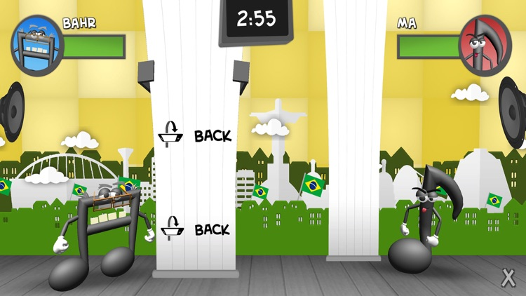 Tonez Battle: Multiplayer Game screenshot-5