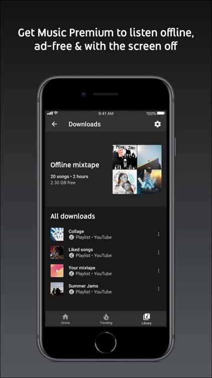YouTube Music screenshot-4