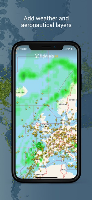 flight radar 24 free download for android