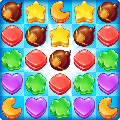 Cookie Rush - Match Adventure