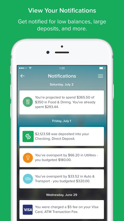 MoneySync by WaFd Bank screenshot-5