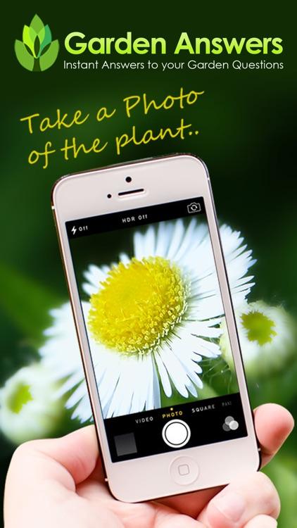 Garden Answers Plant Id screenshot-0