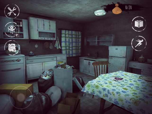 ‎Eyes: Horror & Scary Monsters Screenshot