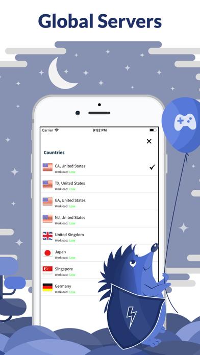 Bestnet VPN - Best VPN Proxy screenshot two