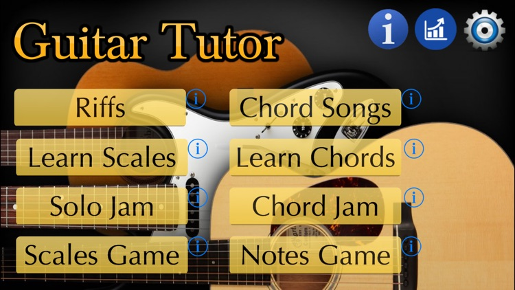 Guitar Tutor screenshot-1