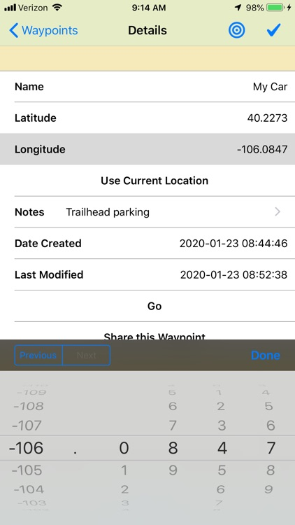 GPS Topo USA screenshot-3