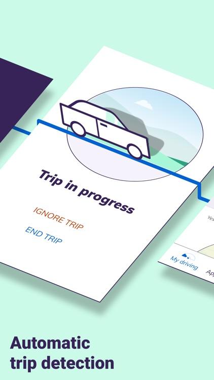 DriveSense mobile by Esurance