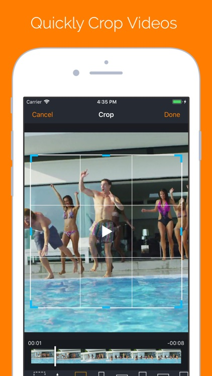 Cropper: Video & Photo Crop screenshot-0