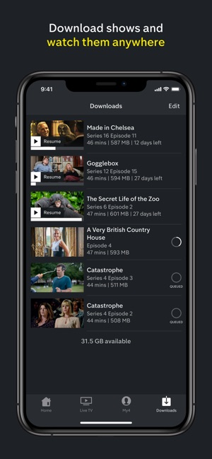 How To Turn Off Subtitles On All 4 App