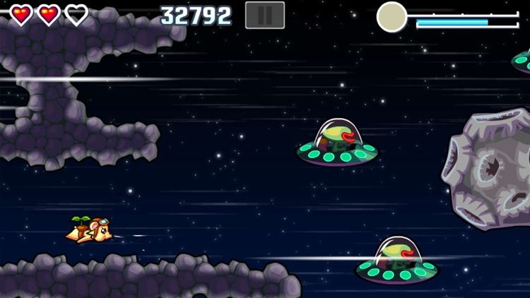 Flying Hamster screenshot-3