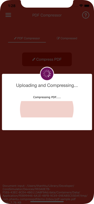 PDF Compressor - Compress PDF on the App Store