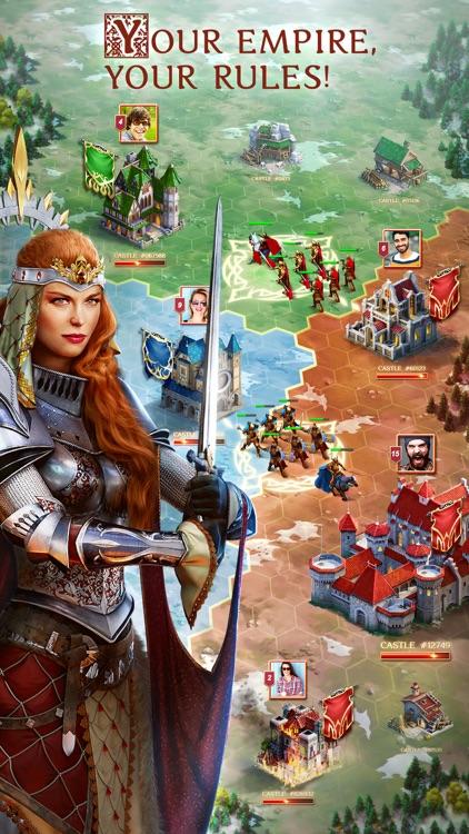 Throne: Kingdom at War screenshot-3