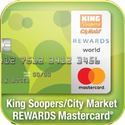 King Soopers REWARDS Credit Ap