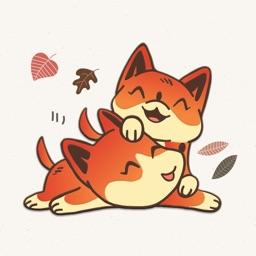 Fox Play Stickers