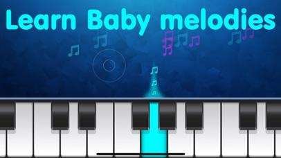 Baby Games: Piano screenshot two