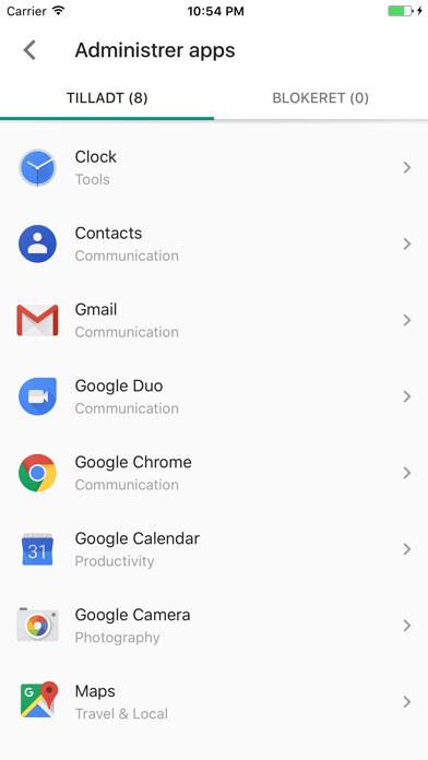 Screenshot for Google Family Link in Denmark App Store